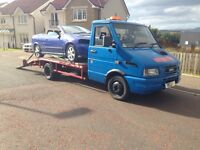 IVECO DAILY 3.5 TON RECOVERY TRUCK 2.8 TD