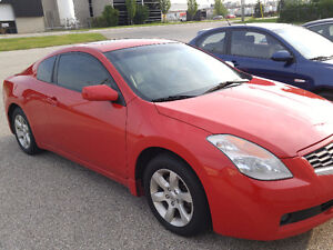 2008 Nissan altima 2.5L Coupe (2 door)