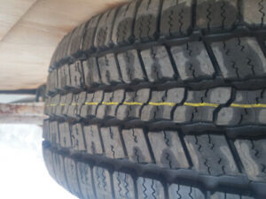 245/70/16 M+S tire