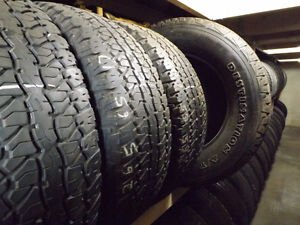 "17"" Firestone's, 1000's of Used Tires In Stock"