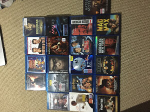 18 BLURAYS/1 TV SERIES FOR SALE. $5 EACH OR ALL 18 FOR $50. Cambridge Kitchener Area image 2