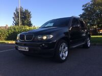 BMW X5 3.0d M SPORT AUTOMATIC FULLY LOADED