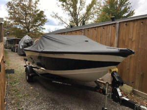 2015 Legend 20 XCalibur Boat