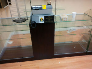 Glass Showcases, Glass Display Cases