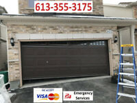 Reliable SAME DAY Garage Door Repair - Opener Installation