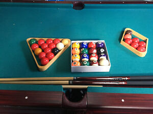 Pool table for sale has to go tonight! Kitchener / Waterloo Kitchener Area image 1
