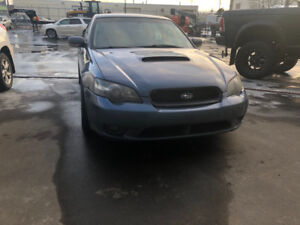 2005 Subaru Legacy (ready for track)