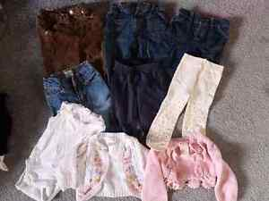 Girls 6 month pants and stuff