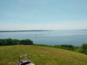 Spacious Home on the Waterfront - Cape Breton, NS