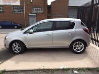 Vauxhall Corsa 1.4 Petrol 5dr Silver