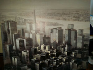 Nice City Scape From Urban Barn (Large)
