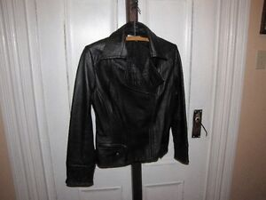 Leather - Jacket