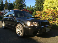 2004 Subaru Forester XT - AS IS - Needs work