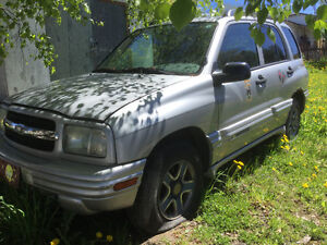 2004 Chevrolet Tracker Other