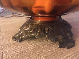 Beautiful antique pedestal lamps Belleville Belleville Area image 5