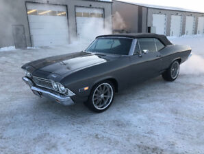 **SOLD** 1968 Chevelle  396SS 4spd Convertible