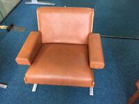 Robert Heritage 2 seater sofa & arm chair