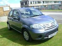 Citroen C3 1.4i Desire FIVE SERVICE STAMPS