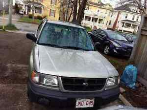 2 subaru foresters for sale