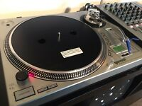 Gemini PT2400 Turntable X2 | With Ortofon DJS Cartridges