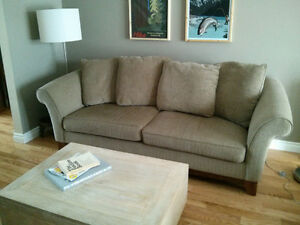 Matching Couch and Loveseat by Bauhaus