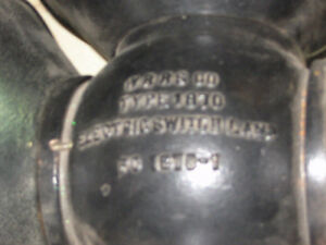 Old Railroad Switch Lamp Type 1870   WRRS CO London Ontario image 5