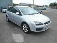Ford Focus 1.6 2007MY Zetec Climate