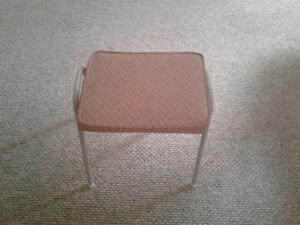 Cushioned Stool For Sale!!!
