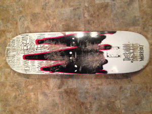 Heroin Deerman board, 9 inches wide, 32.25 inches long