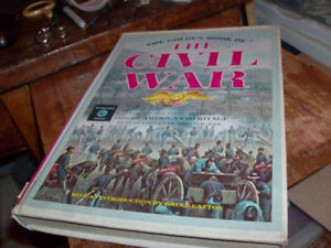 THE GOLDEN BOOK OF THE CIVIL WAR 1967