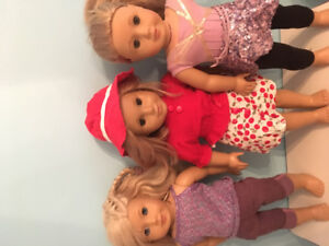 American girl doll and accessories for sale