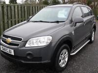 Chevrolet Captiva 2.0VCDI ( 150ps ) LS / Long Mot