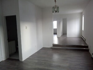 Newly renovated spacious 2 Bed Apartment available for April/May