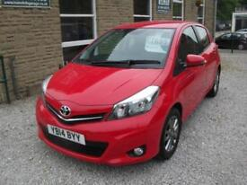 2014 Toyota Yaris 1.33 Icon+ (Smart pack) 5dr