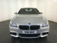 2011 BMW 525D M SPORT DIESEL AUTOMATIC SERVICE HISTORY FINANCE PX WELCOME