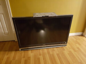 50 inch projection tv