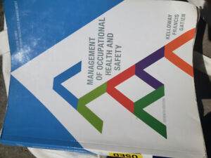 Management of Occupational Health and Safety 7th ed. Kelloway