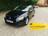 2016 Volkswagen Golf 1.6 TDI BlueMotion Tech Match Edition (s/s) 5dr +0£Tax +ULE