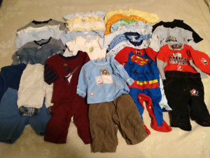 Boys' 0-3/3months clothing lot