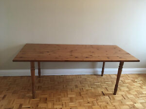 Ikea 6-Seater Dining Table
