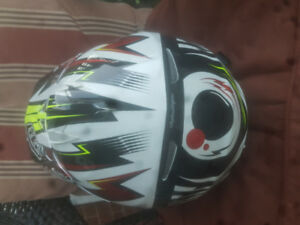 Troy lee design helmet youth