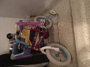 Vélo fille 12 pouces