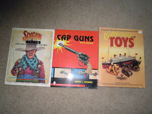 Toy Cap Gun Books