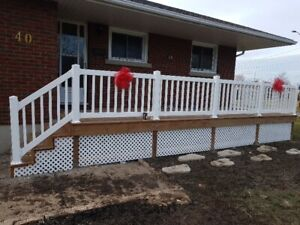 Todd's Deck and Fence - Cheap cash rates.