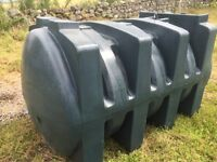 Titan H2500TT Kerosene Tank