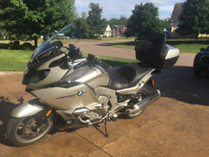 2013 BMW K1600 GTL in mint condition