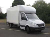 CHEAP MAN WITH VAN HIRE MOVING COMPANY NATIONWIDE MOVERS LONDON TO MANCHESTER