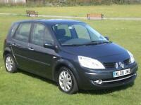 2008 (08) Renault Scenic 1.6 VVT Dynamique Automatic