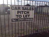 Car pitch