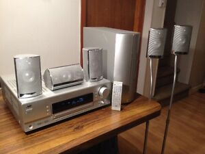 JVC RX-6042S 5.1 Home Theater
